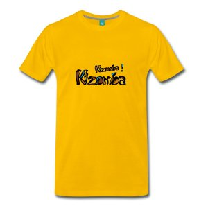 West Coast Swing Weekend - Festival Merchandising T-Shirt Kizomba