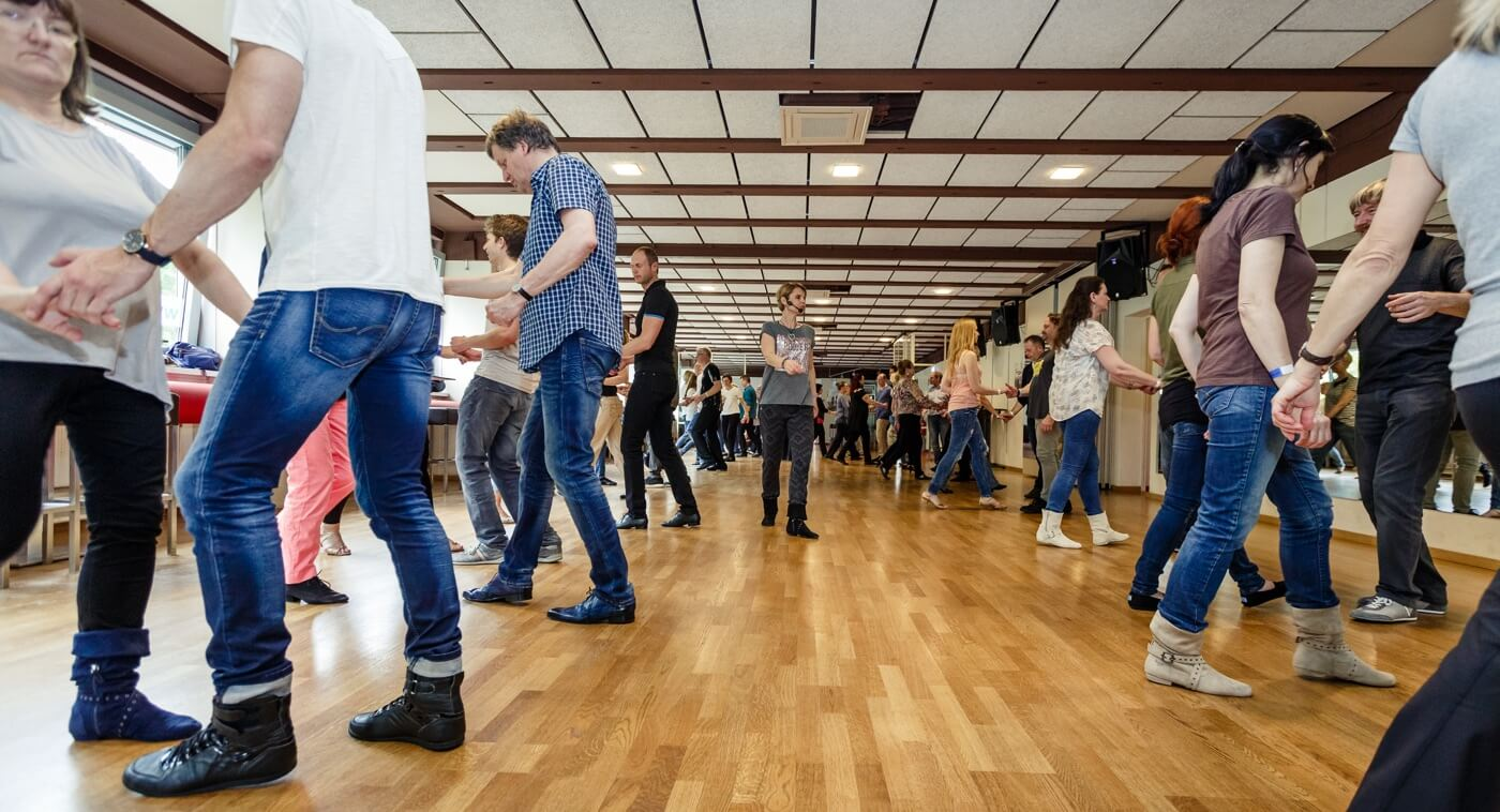 West Coast Swing Weekend - Festival Impressionen Workshop